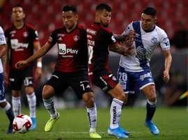 Guadalajara es uno de los tres equipos invictos. EFE