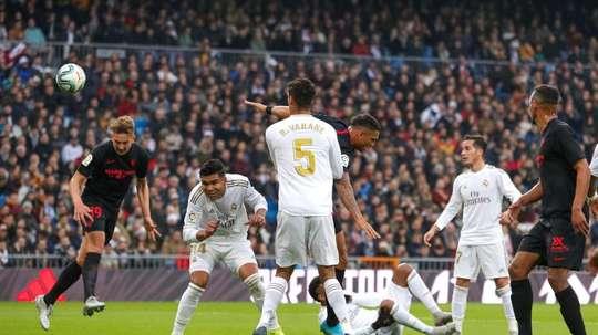 Il Real Madrid sorpassa i blaugrana. EFE