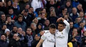 Jovic quiere dejar el Madrid. EFE