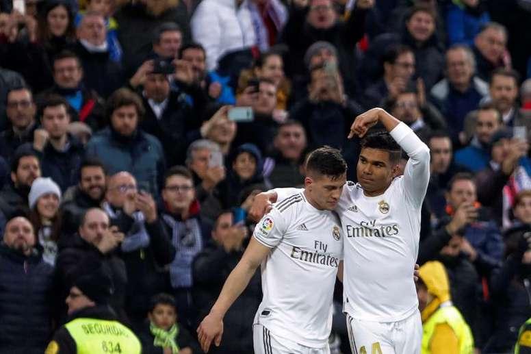 El Madrid busca recambio a Casemiro y cree que Camavinga es el jugador ideal. EFE