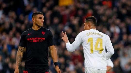 Liverpool intéressé par un joueur de Séville. EFE