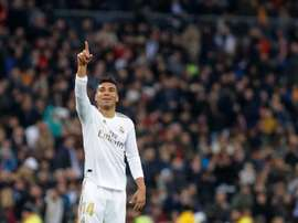 Casemiro has his priorities straight. EFE