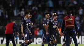 La 'U' logra su billete más extraño para la Libertadores. EFE/David Fernández/Archivo