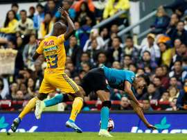 Enner Valencia, dans le viseur de Galatasaray. EFE