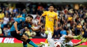 Futebol mexicano teve o Clausura cancelado em março. EFE/José Méndez