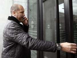 El lunes comienza el juicio por amaño contra ex directivos de Osasuna. EFE