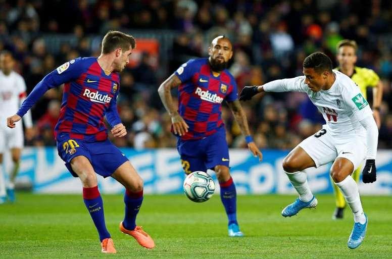 El Barça de Setién pasa más. EFE
