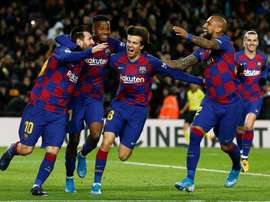 Suivez le direct de Ibiza-Barcelone en Coupe du Roi. EFE