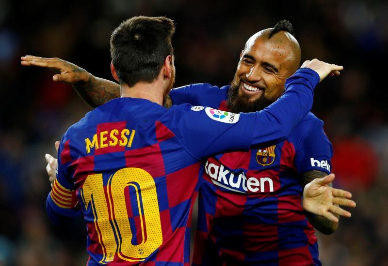 Le Barça s'incline sur la pelouse de Valence (vidéo) — Liga