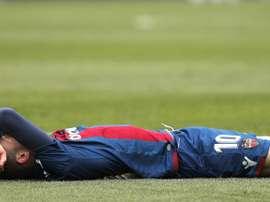 Bardhi podría perderse hasta cuatro partidos. EFE