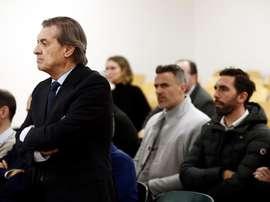 Piden comparecer a un apostador por el Espanyol-Osasuna de 2014. EFE/Jesús Diges