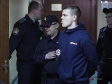Tras el episodio, el Zenit decidió ceder al internacional ruso. EFE