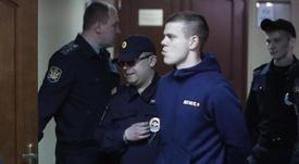 Kokorin, de la prison à Sotchi en prêt. EFE
