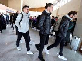 Bale resterà al Real Madrid. EFE