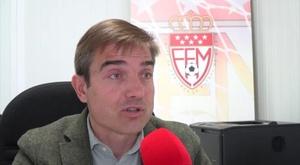 Órdago de los árbitro madrileños contra la violencia al estamento. EFE