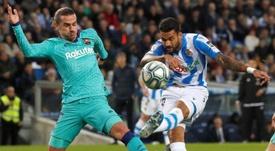 La Real Sociedad refuse une offre de 25 millions pour Willian José. EFE