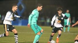 Valderrama aconselha James a deixar o Real Madrid. EFE