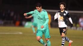 James Rodríguez vuelve a sonar para salir del Madrid. EFE