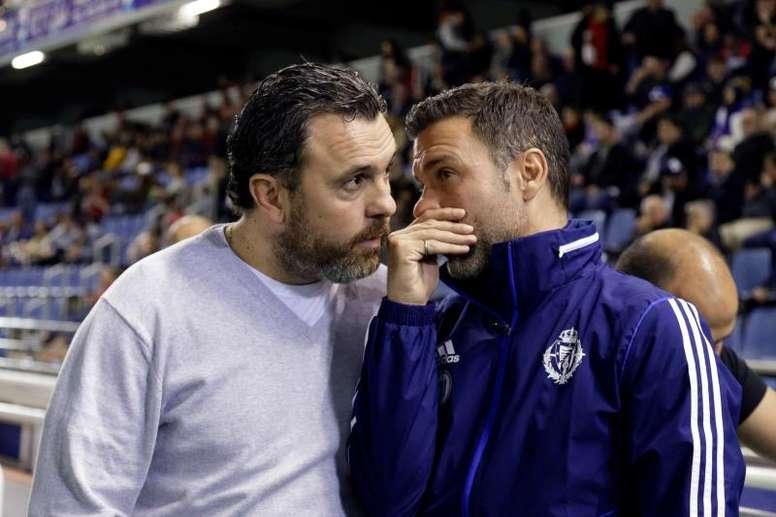 Sergio, molesto con LaLiga y la RFEF. EFE