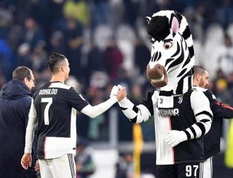 Ronaldo relance la Juve. GOAL