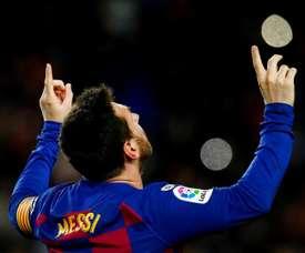 Messi titulaire en Coupe du Roi ? EFE