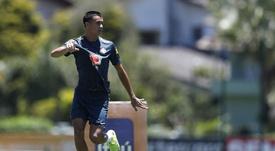 Reinier está feliz da vida com a sua contratação pelo Real Madrid. EFE