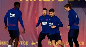 Carles Pérez, prêté avec obligation d'achat à la Roma. EFE
