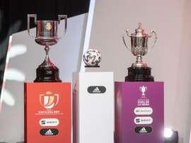 La Real Sociedad iniciará la defensa ante el Madrid CFF. EFE