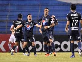 Así se presenta la Jornada 3 del Clausura de Honduras. EFE/Archivo