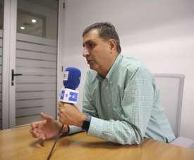 En Honduras están deseando que se dispute el clasificatorio. EFE