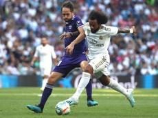El Valladolid volverá a intentar sorprender al Madrid. EFE