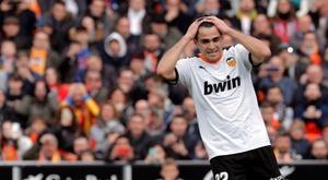Maxi Gómez va être opéré. EFE