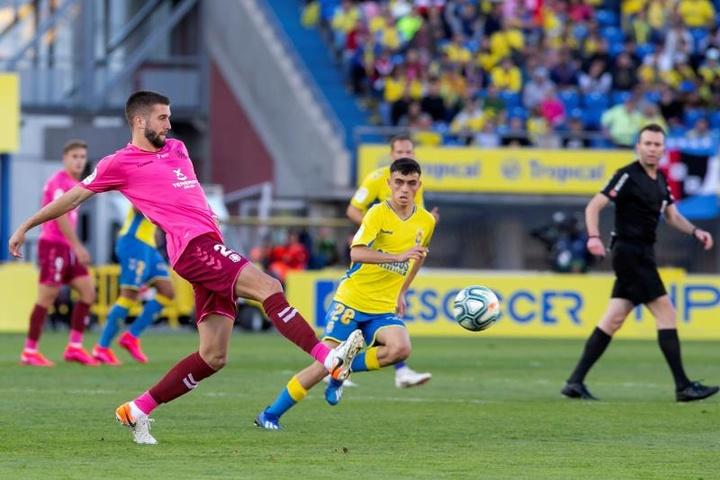 Pedri es uno de los mayores talentos que ha salido de Las Palmas. EFE