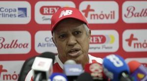 Gallego volverá a ponerse a los mandos de Panamá. EFE