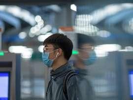 Coronavírus afeta Pré-olímpico. EFE/EPA/JEROME FAVRE