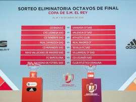 La Copa, en DIRECTO. EFE/Archivo