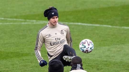 Zidane va a Zaragoza sin Bale, Isco ni Casemiro y recupera a Vinicius. EFE/Archivo