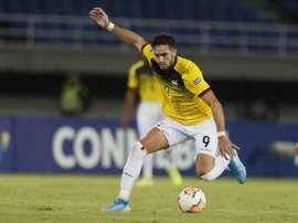 Nada le salió bien a Ecuador en el torneo. EFE