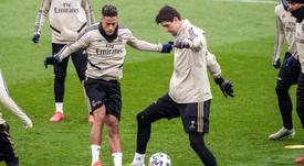 El delantero se resiste a salir del Madrid. EFE