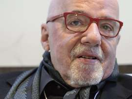 El escritor brasileñoPaulo Coelho. EFE/LAURENT GILLIERON/Archivo