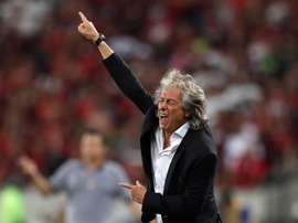 Jorge Jesus could have become Barcelona coach. EFE