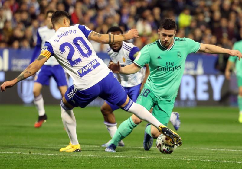 Coupe du Roi - Le Real passe sans problème face à Saragosse
