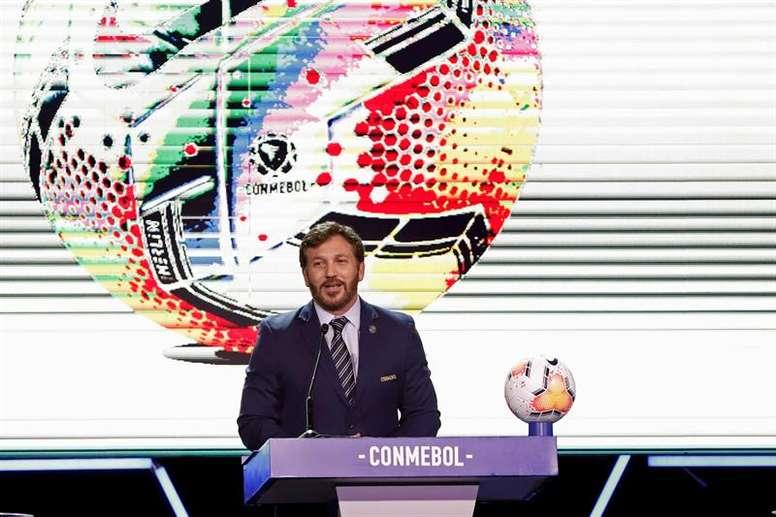 La CONMEBOL ratificó el arranque de las Eliminatorias en octubre. EFE