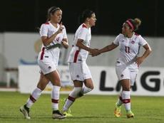 Canadá le endosó una paliza histórica a San Cristóbal y Nieves: ¡11-0! EFE/Nuno Veiga/Archivo