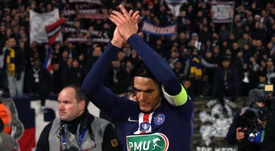 Cavani would like to play for Boca Juniors. EFE
