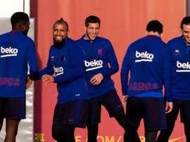El Barça jugará en Tarragona para los afectados por Gloria. EFE/Archivo