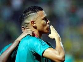 Honduras llamó a 26 jugadores para el Preolímpico. EFE