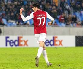 Barca have yet to present Trincao, but other clubs already want him. EFE