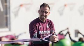 Alcácer-Moreno, la paire la plus enviée d'Europe selon Calleja. EFE