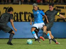 Peñarol y Belgrano no pasan del empate. EFE/Raúl Martínez